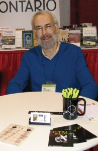 At the 2009 Ontario Library Association Superconferstyle=