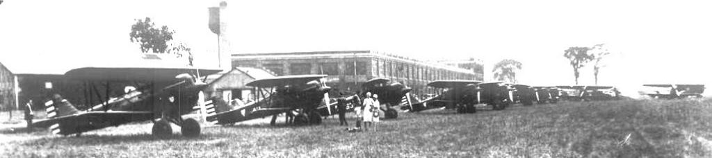 Leaside Airfield