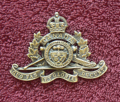 Mel-Bradshaw-cap-badge-from-the