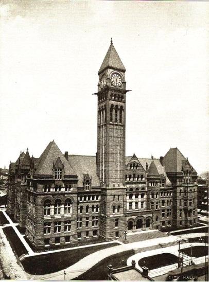 Old City Hall-Toronto