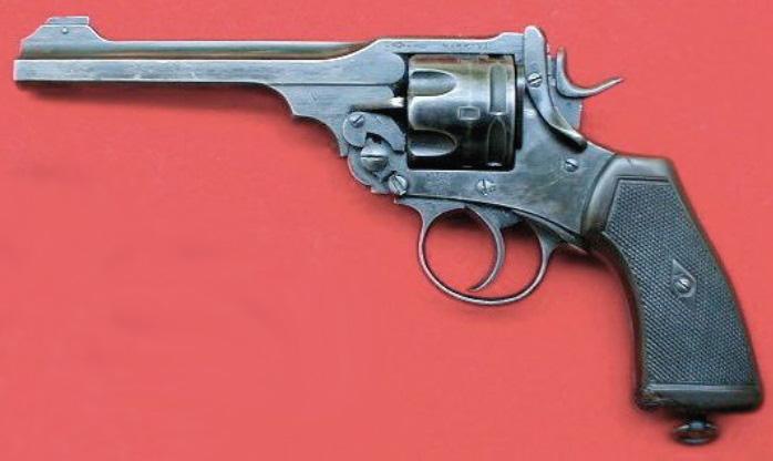 Webley-Mk-VI-revolver